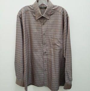 ERMENEGILDO ZEGNA Casual Men's Shirt